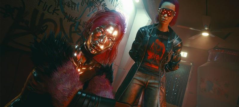 Для Cyberpunk 2077 вышло обновление 1.05