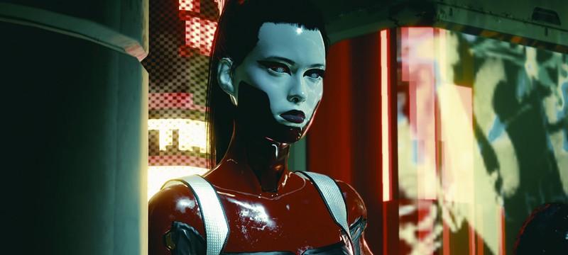 Для Cyberpunk 2077 вышел мод, позволяющий менять прическу