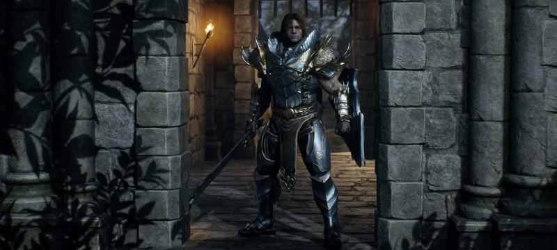 Фанат воссоздал сцену из Demon's Souls на Unreal Engine 4