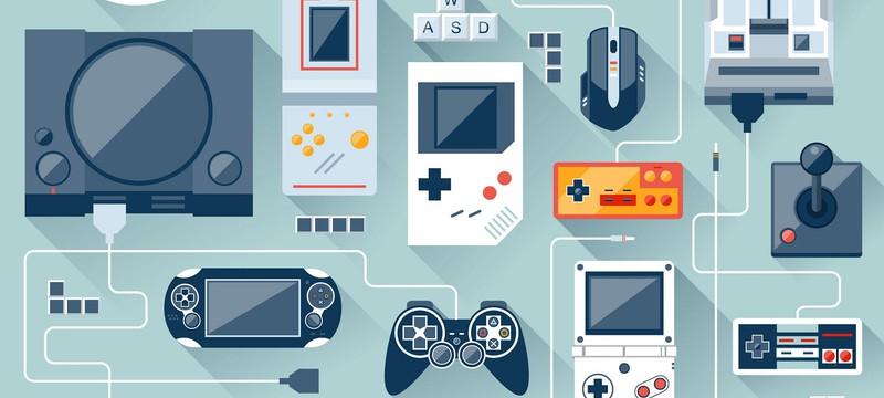 Как менялась выручка игровой индустрии от игровых автоматов до мобильного гейминга