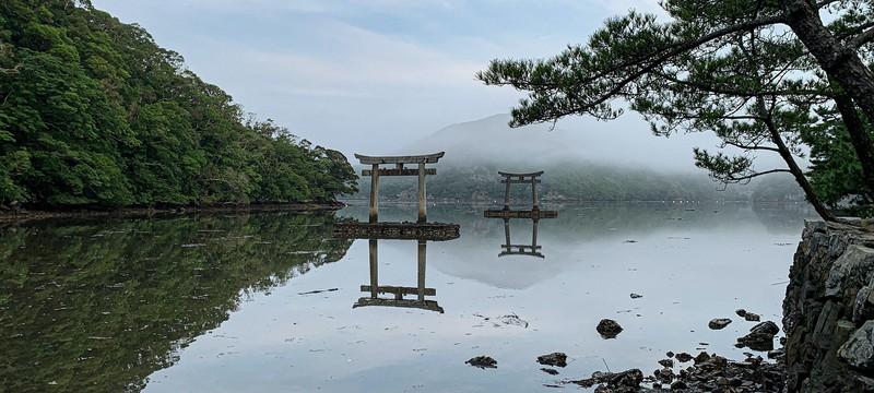 Фанаты Ghost of Tsushima помогут восстановить священные ворота на острове Цусимы