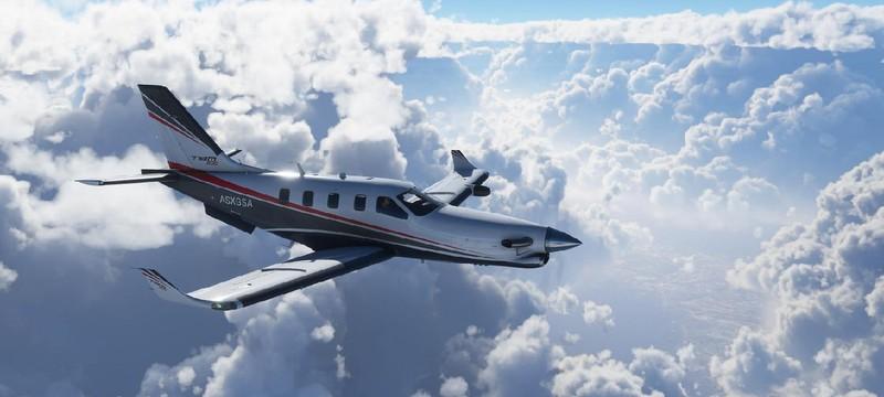 В Microsoft Flight Simulator появилась поддержка VR