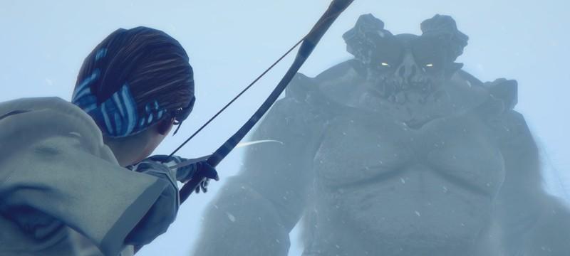 Новый геймплей PS5-версии экшена Praey for the Gods