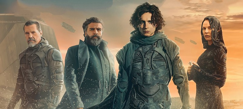 """СМИ: Legendary Pictures пытается добиться премьеры """"Дюны"""" только в кинотеатрах"""