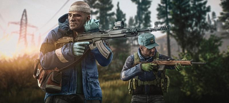 """Вайп, расширение локации """"Лес"""" и новое оружие — подробности очередного апдейта Escape from Tarkov"""