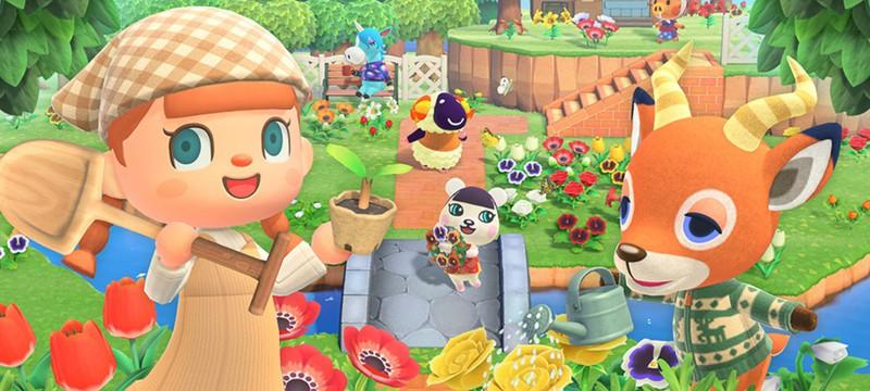 The Guardian назвал Animal Crossing: New Horizons игрой года