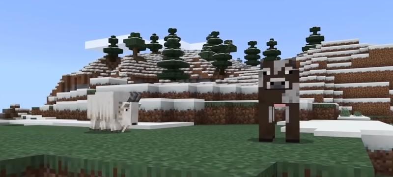 Стример воссоздал Эверест в Minecraft 1 к 1 и забрался на него за 4 часа