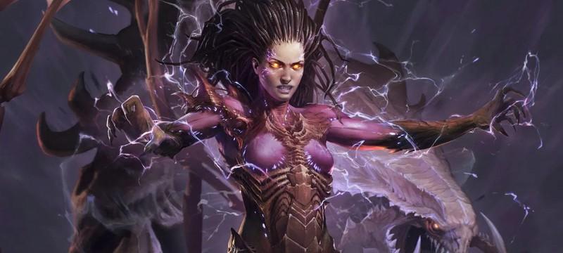 Вышла восьмая версия Starcraft Mass Recall — ремейка оригинальной игры на движке StarCraft 2