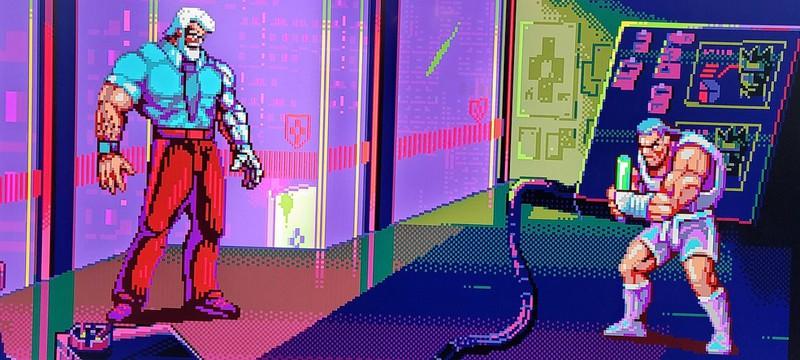 Для Sega Mega Drive вышел эксклюзив — beat 'em up Paprium