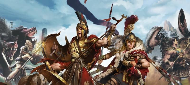 HandyGames намекнула на анонс по Titan Quest в 2021 году