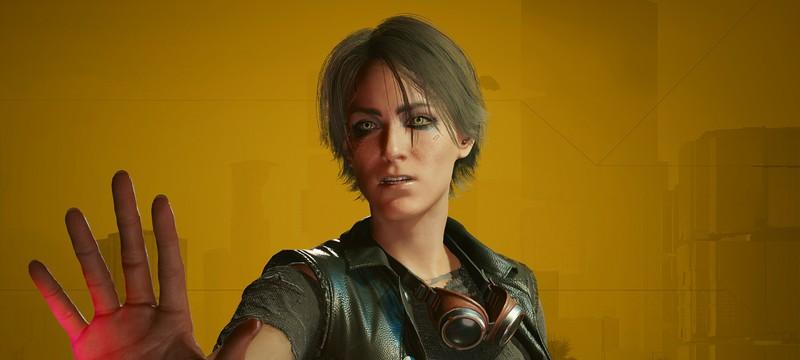 Цири в Cyberpunk 2077 — специальный мод и теории игроков