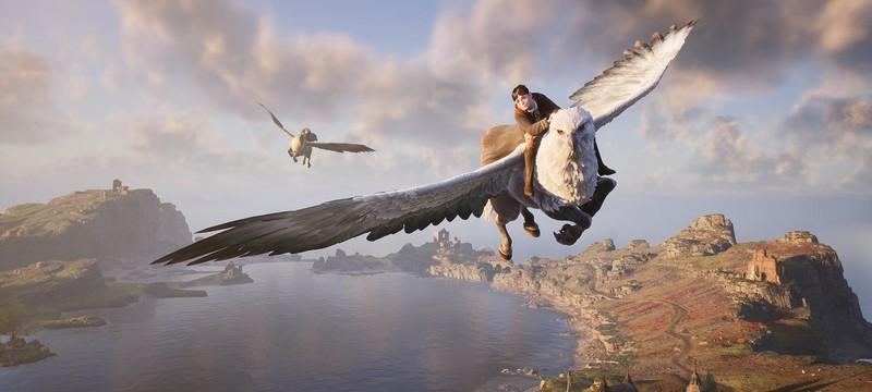От Hogwarts Legacy до S.T.A.L.K.E.R. 2 — трейлер игр следующего поколения на Unreal Engine