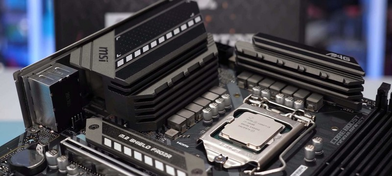 В Китае дефицит материнских плат Intel на B460 и H410