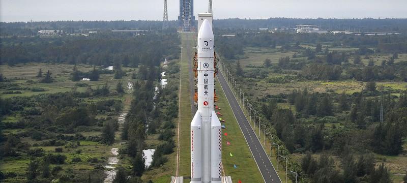 В этом году Китай выведет на орбиту основу космической станции