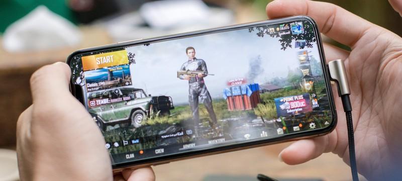 За пандемию резко выросло количество игроков на смартфонах во всем мире