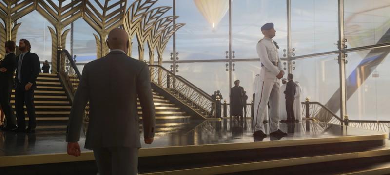 Новый геймплей Hitman 3 с миссией в Дубае