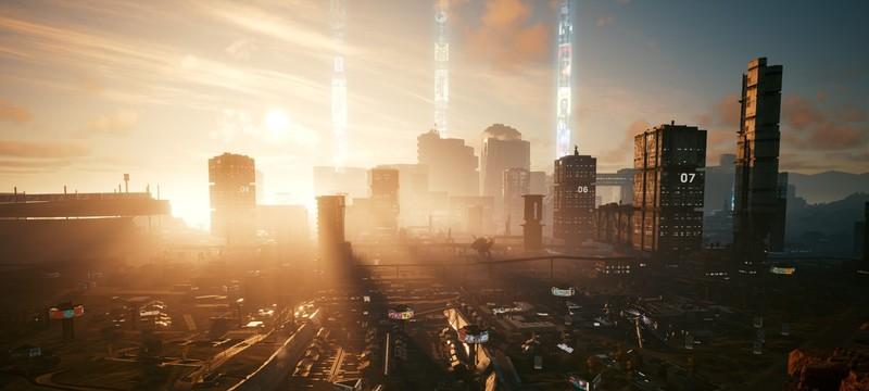 Для Cyberpunk 2077 вышел мод, позволяющий летать над Найт-Сити