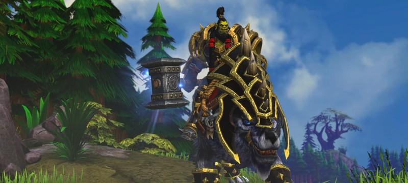 Энтузиаст в одиночку переребатывает Warcraft 3: Reforged, уже доступен пролог