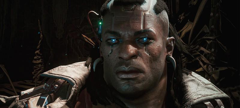 Идеальная концовка Cyberpunk 2077 — геймер получил платину и игра тут же вылетела