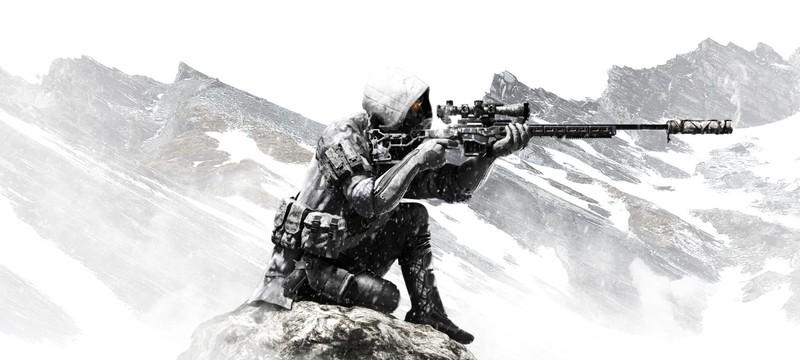 Продажи серии Sniper Ghost Warrior составили 11 миллионов копий