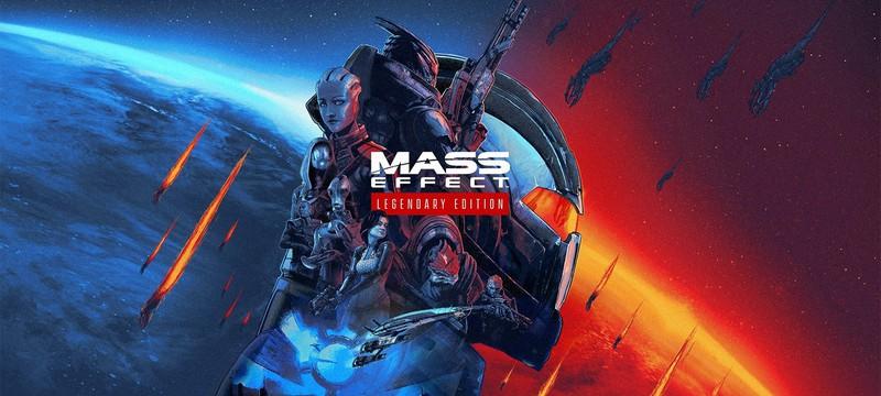 Слух: Сборник Mass Effect Legendary Edition выйдет 12 марта