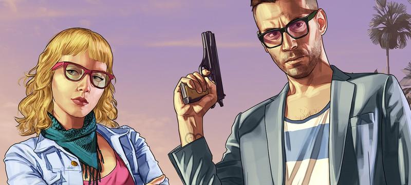 Датамайнеры: Обновленная версия GTA V будет работать на движке Red Dead Redemption 2