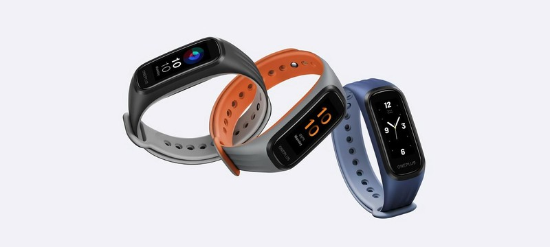 OnePlus представила собственный фитнес-браслет за 34 доллара