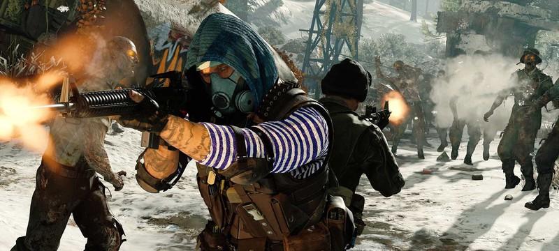 """Режим """"Зомби"""" из Black Ops Cold War станет бесплатным с 14 по 21 января"""