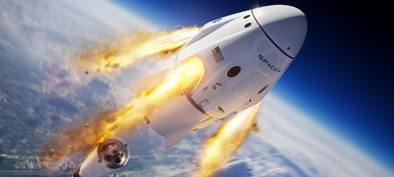 "Илон Маск разрешил ""украсть"" лого SpaceX инди-разработчику"