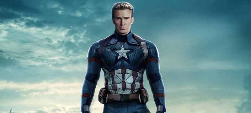 СМИ: Крис Эванс вернется к роли Капитана Америка