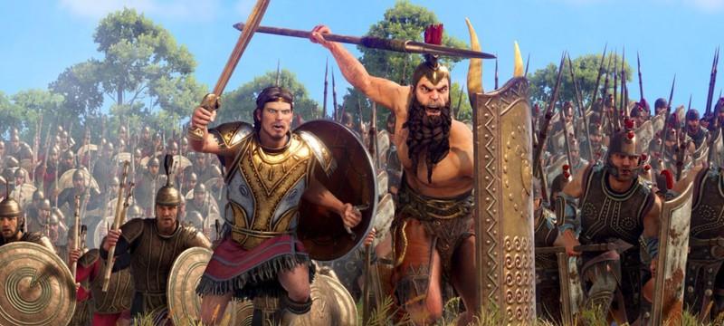 Новое дополнение Total War Saga: Troy посвящено Аяксу и Диомеду