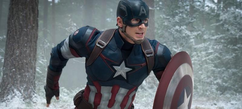 Крис Эванс удивлен новостям о возвращении к роли Капитана Америка