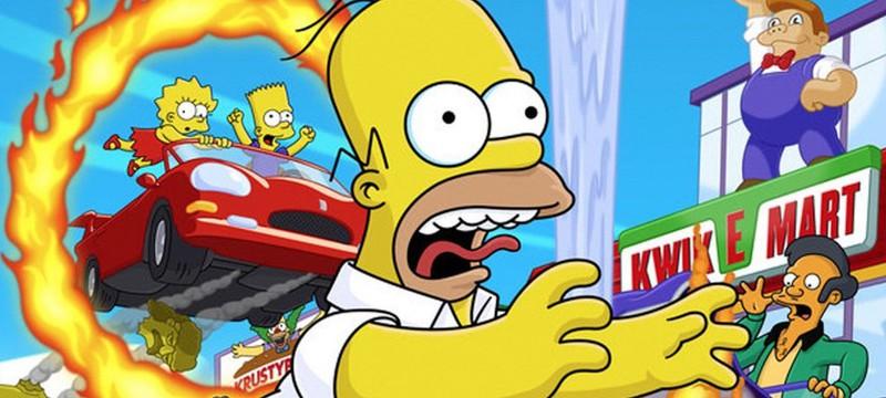 Simpsons Hit & Run получила мод, объединяющий уровни в один открытый мир