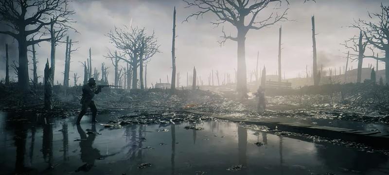 Ютубер улучшил графику Battlefield 1 при помощи решейда с трассировкой лучей