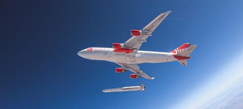 Virgin Orbit успешно вывела на орбиту спутники, запущенные с самолета
