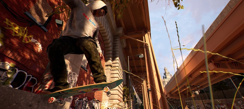 Nacon станет издателем симулятора скейтбординга Session
