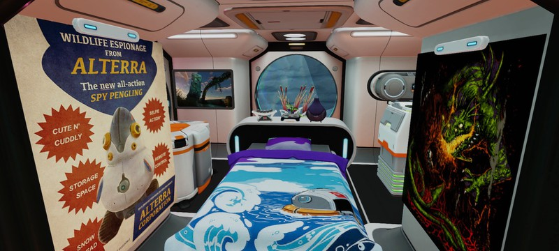 Subnautica: Below Zero получила возрастной рейтинг для нового поколения