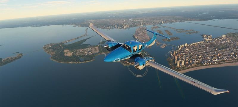 Microsoft Flight Simulator может выйти на Xbox One