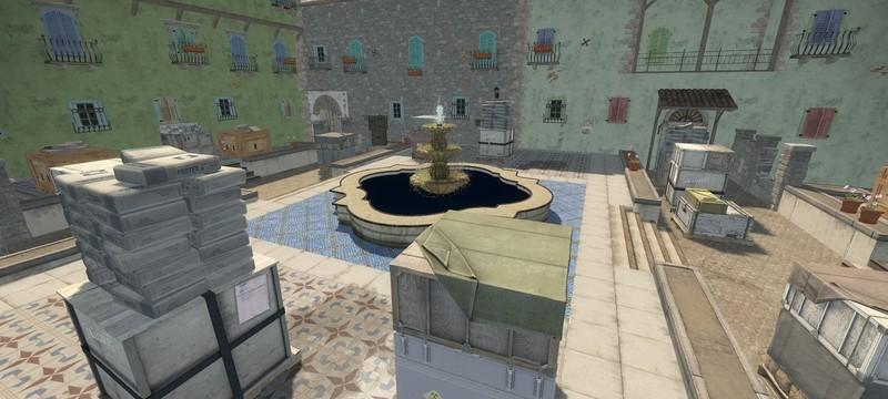 Моддер создал процедурно-генерируемую карту для CS:GO