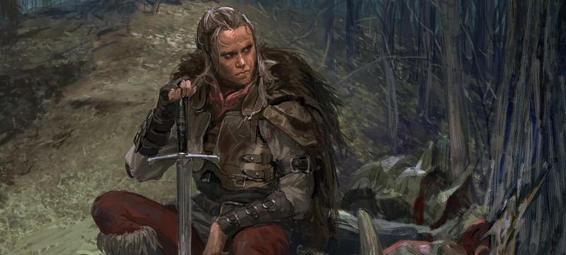 Художник Naughty Dog показал арт с женщинами севера, вдохновившись новой игрой