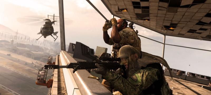 Похоже, за Call of Duty: Warzone сейчас отвечает Raven Software