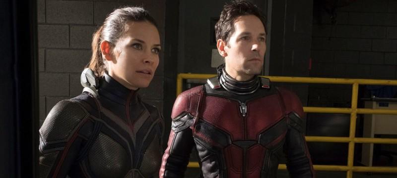 """Третью часть """"Человека-муравья"""" планируют выпустить в 2022 году"""