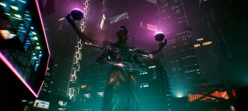 Новый мод Cyberpunk 2077 позволяет управлять временем суток — да будет ночь