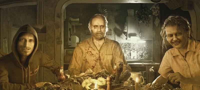 Слух: Resident Evil 7 получит некстген-патч