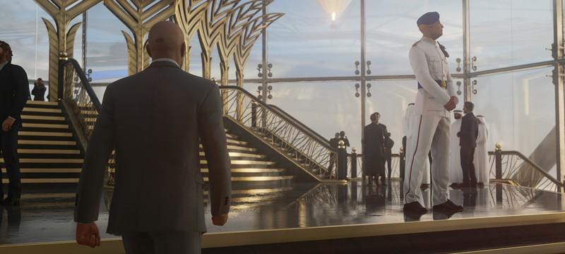 Hitman 3 показала крупнейший старт в цифре во всей франшизе