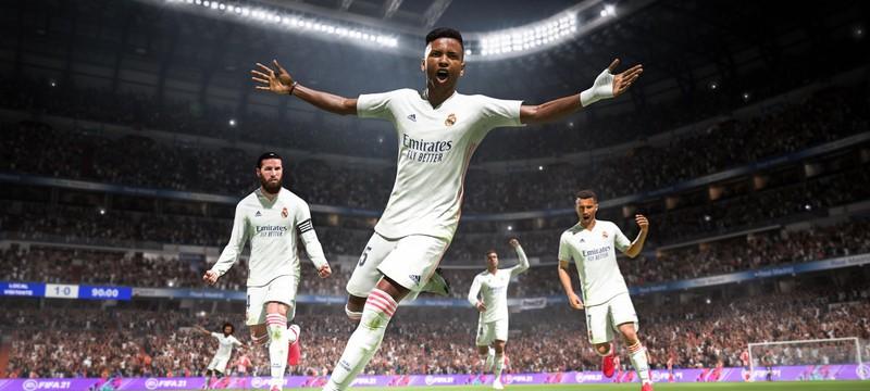 EA Sports забанила киберспортсмена за шутку про пальцы другого игрока