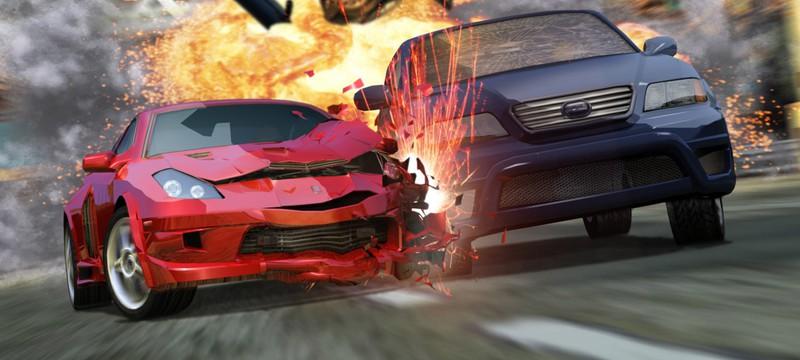 Энтузиаст создает ремейк Burnout 3 в GTA 5