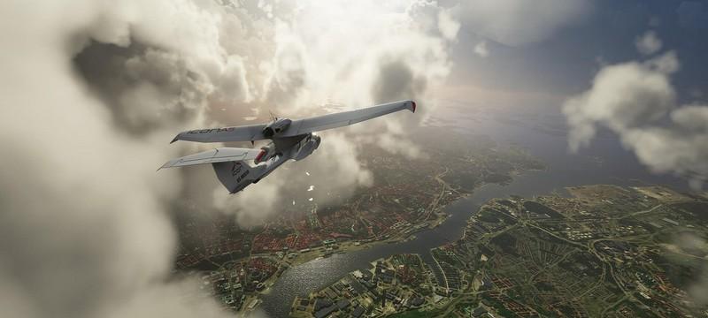 Обновление с Великобританией и Ирландией для Microsoft Flight Simulator отложили на неделю