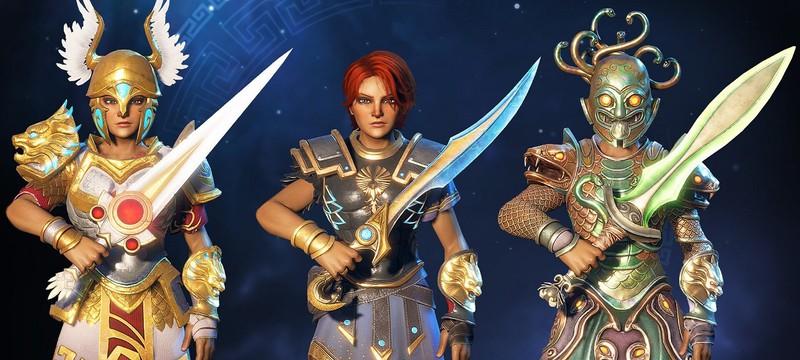 Первое сюжетное DLC для Immortals Fenyx Rising выйдет 28 января