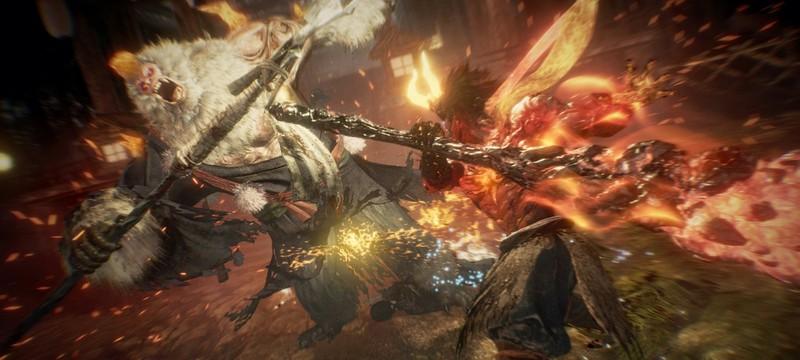13 минут геймплея PS5-версии Nioh 2